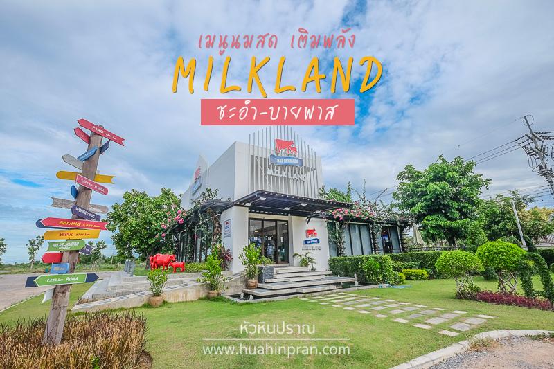 Milk Land ชะอำ cover photo